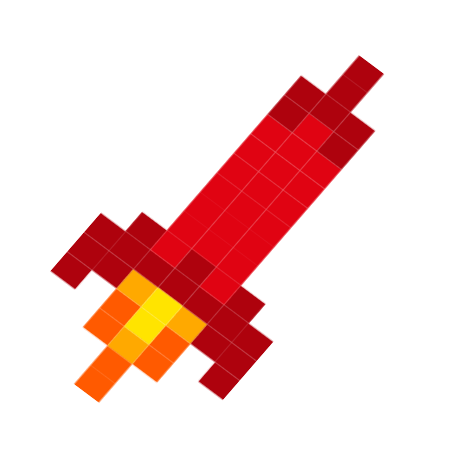 Coder Rocket Fuel Logo