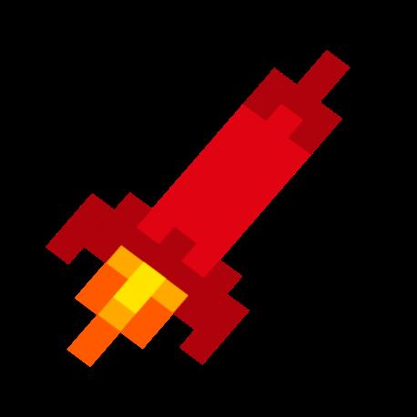 Coder Rocket Fuel Logo
